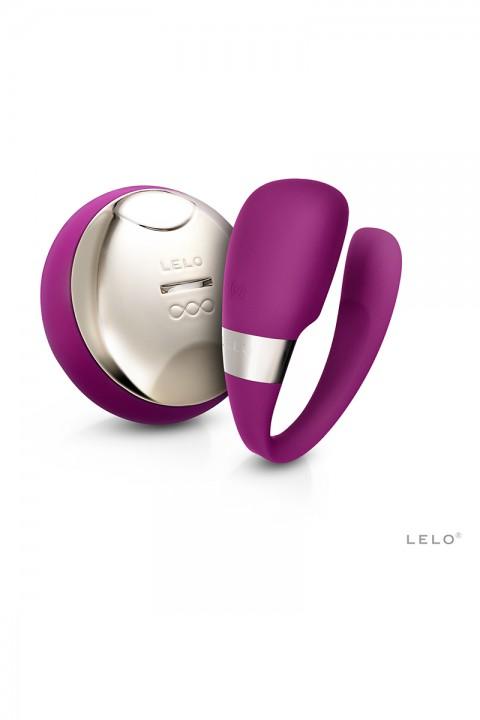 Paarvibrator - TIANI™ 3 lila - Lelo