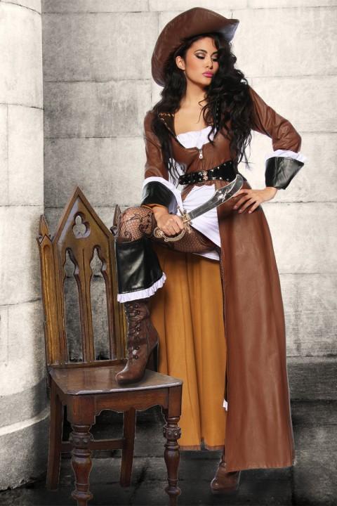 Piraten Kostüm