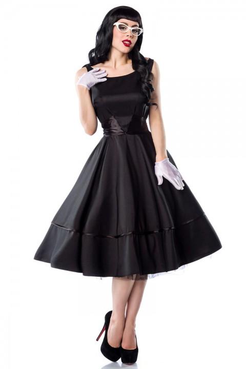 Rockabilly Kleid schwarz